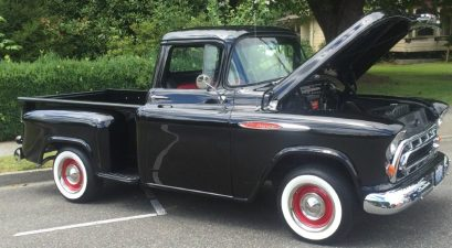 1957 Chevy pickup truck