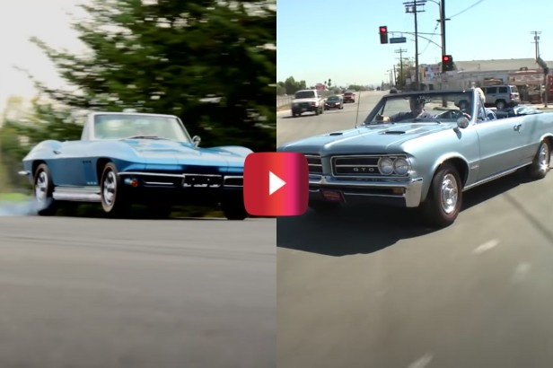 6 of the Fastest Muscle Cars From the '60s