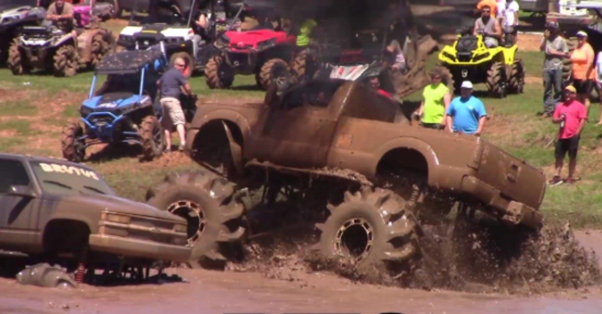 Louisiana mudfest