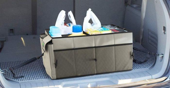 Trunk Organizers: The Simple Way to Keep Cars Clean