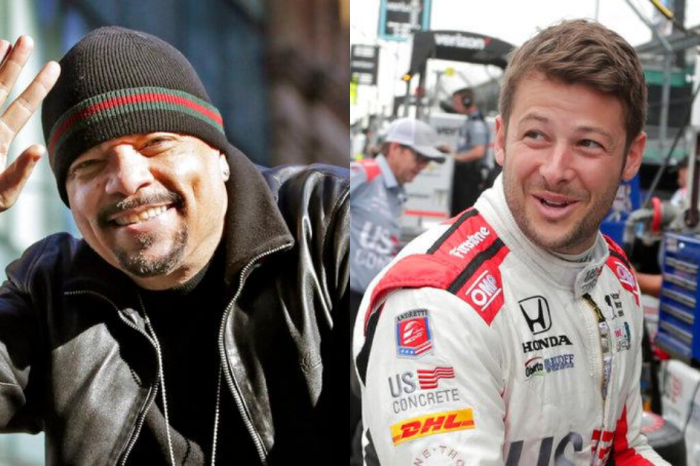 Ice-T, Kevin Hart Top the List of Marco Andretti's Famous Friends