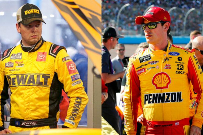 How Joey Logano Helped Erik Jones After He Was Fired