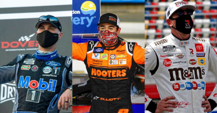 These 16 Drivers Made the NASCAR Playoffs Cut