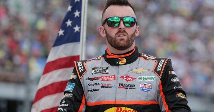 Austin Dillon Tests Positive for Coronavirus