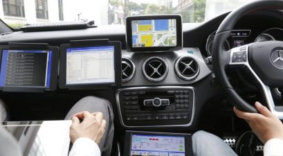 auto driving system