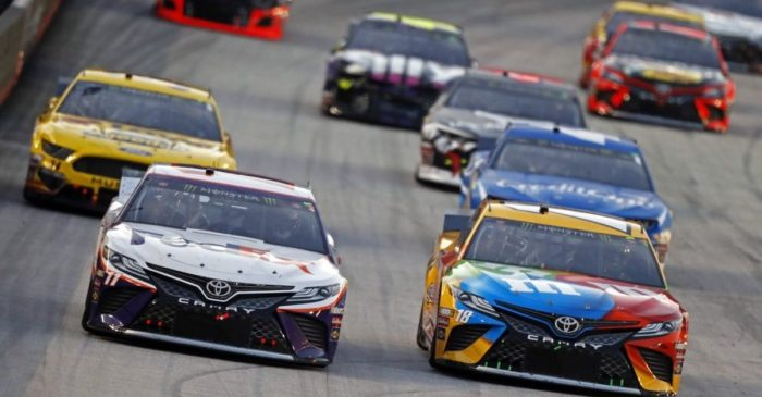 "How NASCAR's New ""Choose Rule"" Will Impact Races Going Forward"