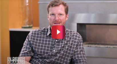 dale earnhardt jr. concussions interview