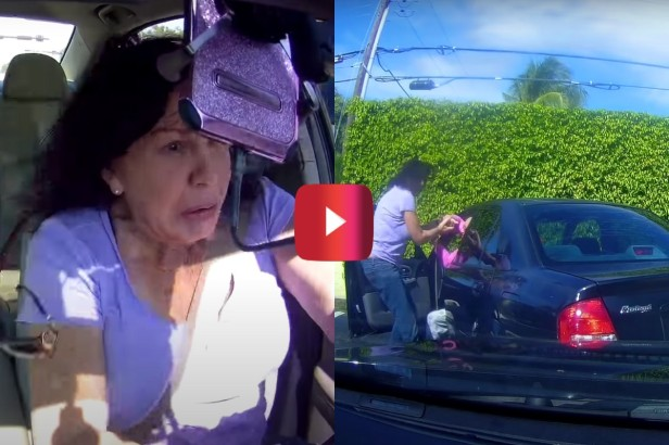 Florida Woman Chases Down Driver and Snatches Her Keys After Hit-and-Run Incident