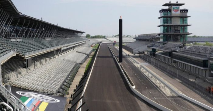 Indy 500 to Run Without Fans for First Time in Event's History