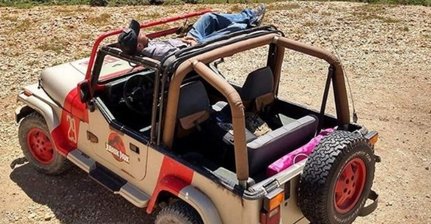 The Jammock Is the Best Jeep Accessory Yet