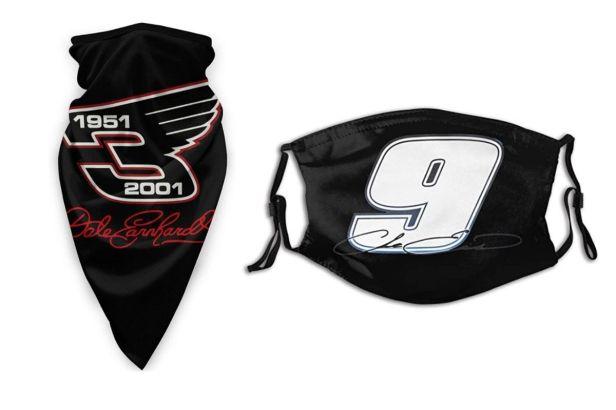 10 NASCAR Face Masks for Dale Earnhardt Jr. and Chase Elliott Fans