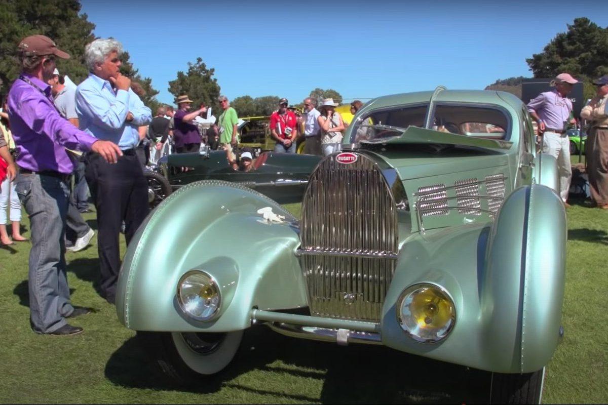 restoration garage bugatti
