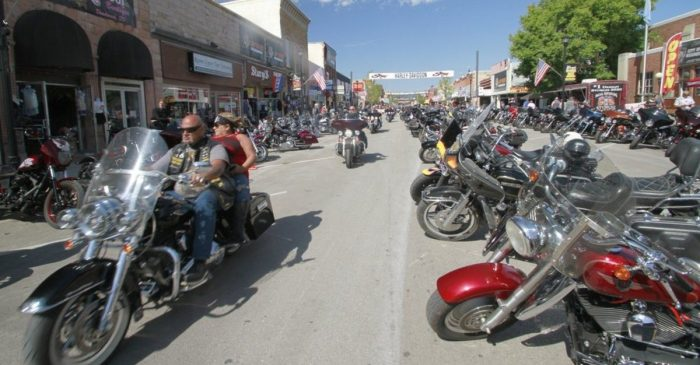 Sturgis Motorcycle Rally Draws Thousands, Locals Fear Coronavirus Spread
