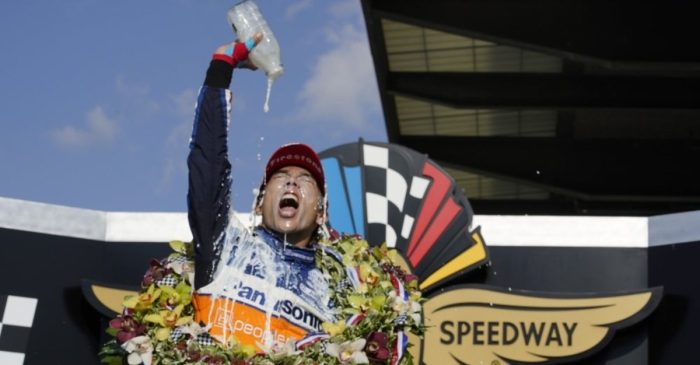 Takuma Sato Wins His Second Indy 500
