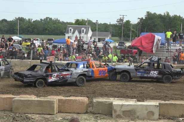 Twisted Metal Mayhem: This Texas Demolition Derby Is Fun for the Whole Family