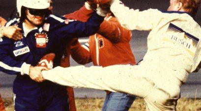 1979 daytona 500 fight