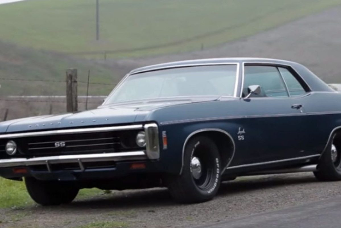 Why The 1969 Chevy Impala Is The Definitive Muscle Car Engaging Car News Reviews And Content You Need To See Alt Driver