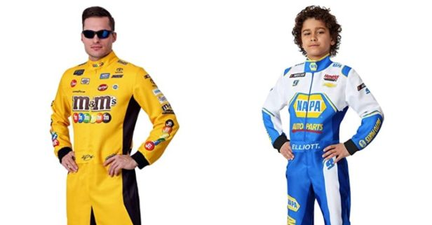 These NASCAR Halloween Costumes Are Effortless and Cool