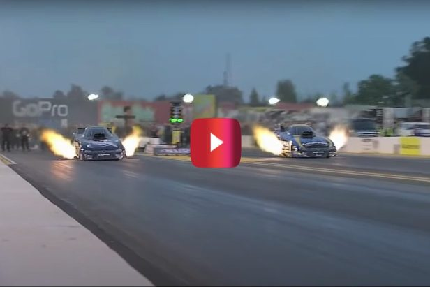 """One Look at This Drag Racer's Record-Setting Run, and You'll See Why They Call Him """"Fast Jack"""""""