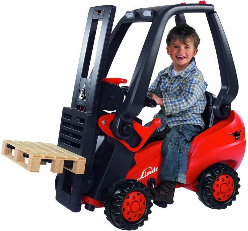 Linde Forklift Kid's Ride on Toy
