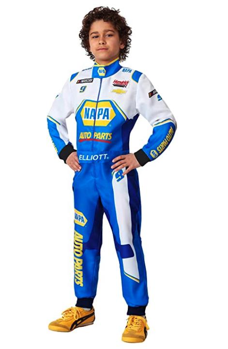 Fun Costumes Child Uniform Costume of NASCAR Chase Elliott