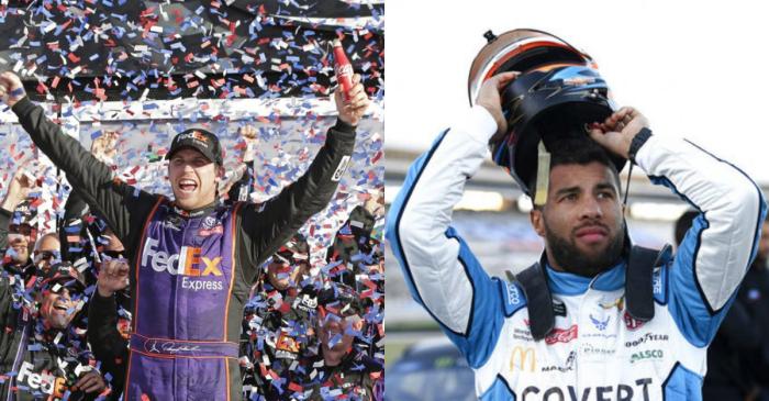 Bubba Wallace Joins Denny Hamlin and Michael Jordan's NASCAR Team