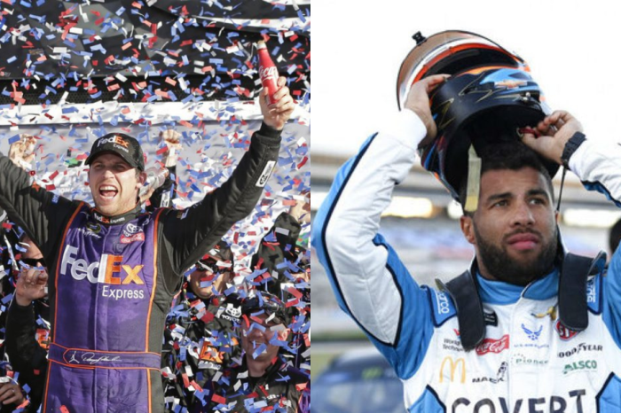 Bubba Wallace Joins Denny Hamlin and Michael Jordan's NASCAR Team