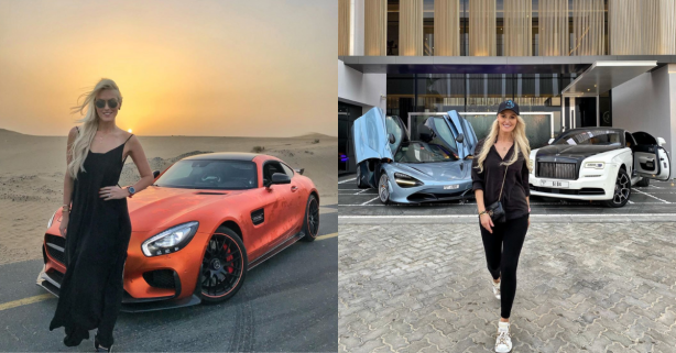 Supercar Blondie Works With the Rarest Supercars in the World