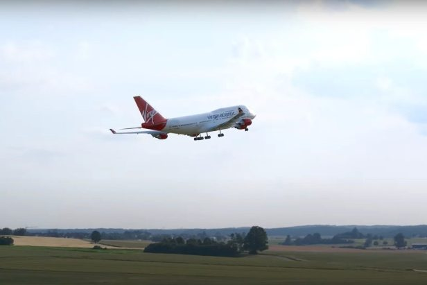 World's Biggest RC Plane Takes to the Skies