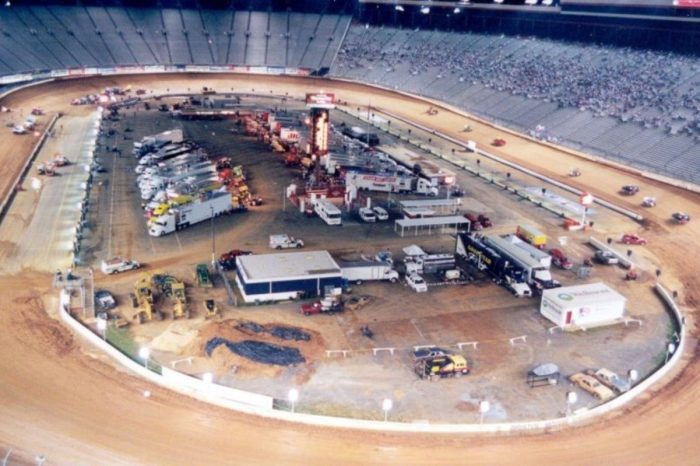 Dirt Track Race Coming to 2021 NASCAR Cup Series