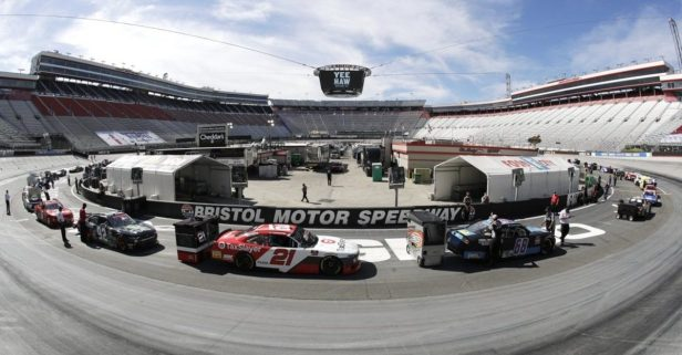 Bristol Motor Speedway Expected to House 30,000 Fans for NASCAR Playoff Race