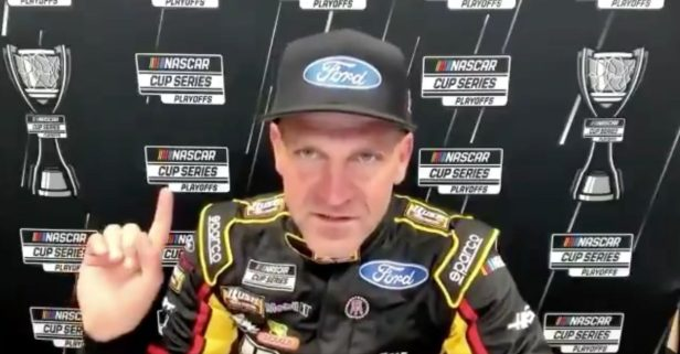 """""""Zoom Meetings Suck,"""" Clint Bowyer Says in Interview Rant"""
