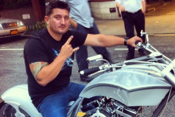 """Custom Motorcycle Builder Cody Connelly Was a Big Part of the """"American Chopper"""" Family"""