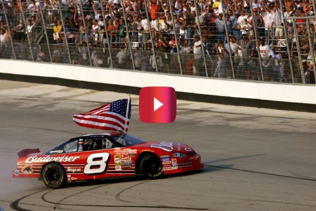 Dale Earnhardt Jr. Winning the First NASCAR Race After the 9/11 Attacks Was a Powerful Moment