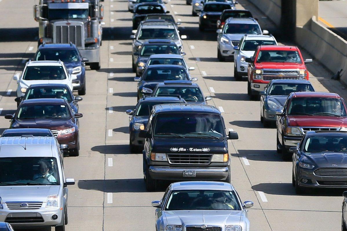 driving on michigan highway