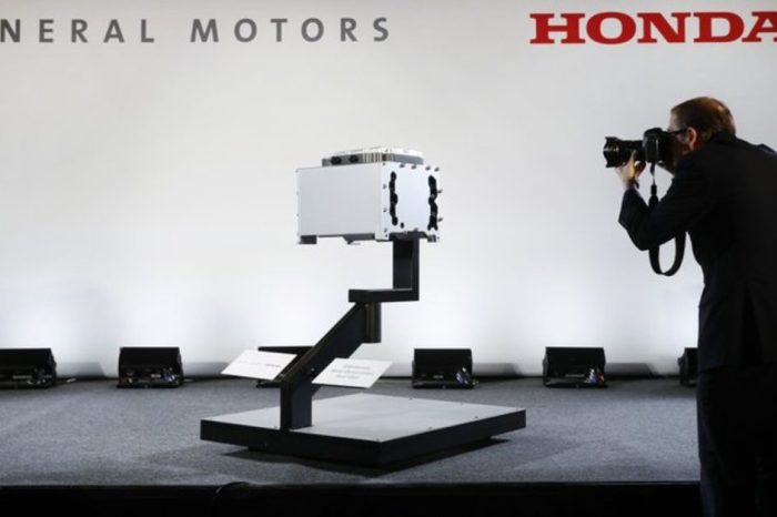 """GM, Honda Team up to Develop """"Range of Cars"""" in North America"""