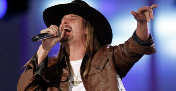 "Kid Rock's ""Trucker Anthem"" Is a Truckin' Jam"