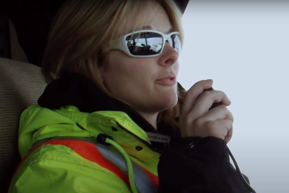 Lisa Kelly | Lisa kelly, Ice road truckers lisa, Lisa