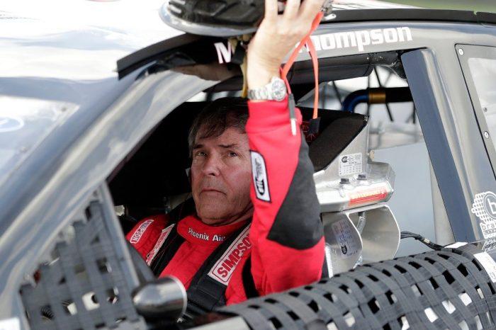 Vietnam Vet Mark Thompson Is the Oldest Driver in Daytona 500 History