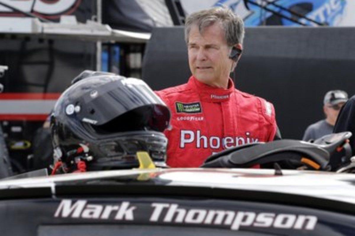 mark thompson nascar