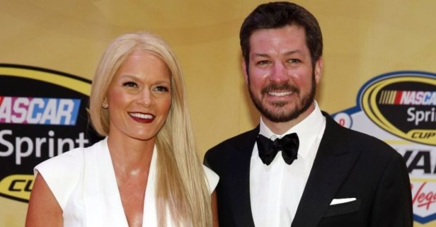 Martin Truex Jr. and Sherry Pollex Do Incredible Work for Cancer Patients