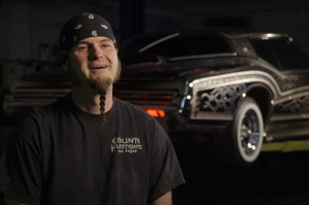 """Ryan Evans From """"Counting Cars"""" Is the Go-To Guy For Custom Paint Jobs"""