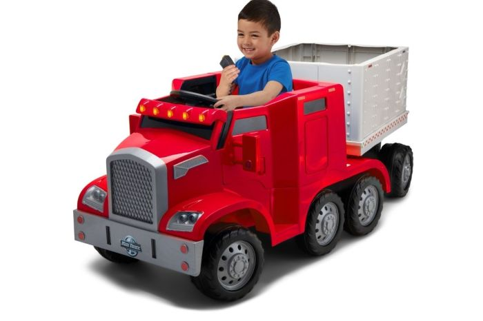 Semi Truck Toys Are at the Top of Christmas Lists This Year