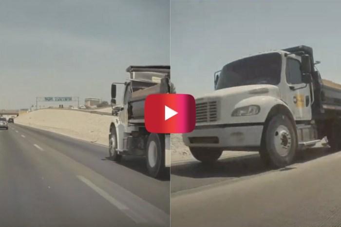 Tesla Autopilot Avoids Truck Collision on Highway