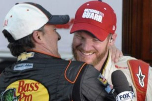 How Tony Stewart and Dale Jr. First Became Friends