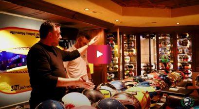 tony stewart helmet collection