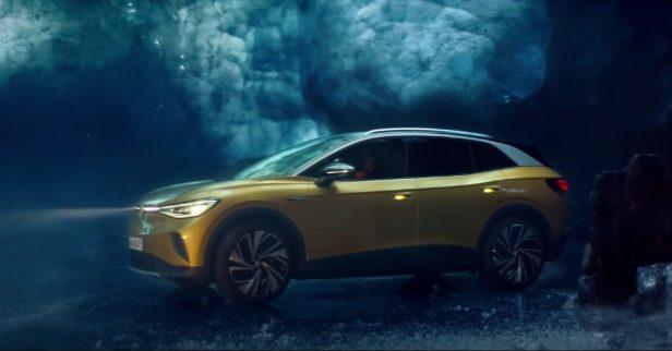 Volkswagen Unveils New Electric SUV