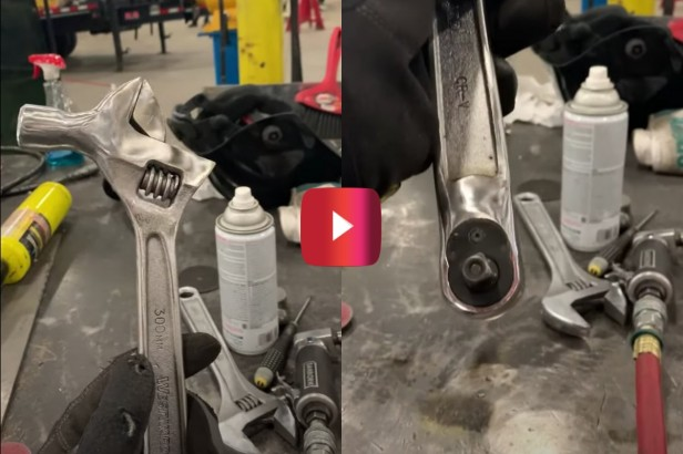 Genius Gearhead Makes His Own Multi-Tool Wrench