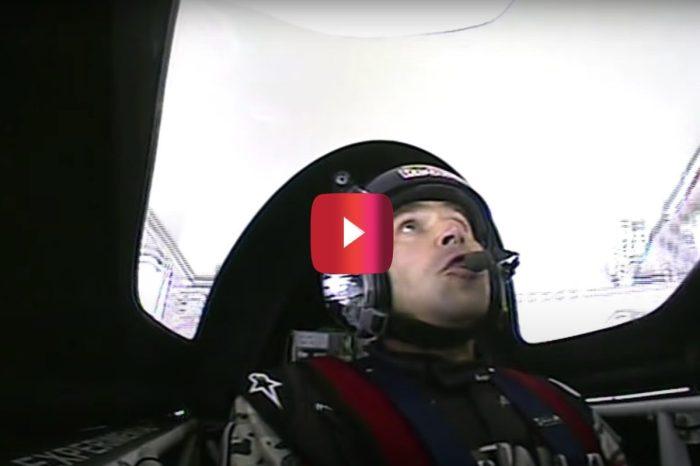 Pilot Pulls 11.2 G's in Epic Cockpit Video