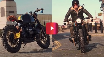 The Kingsman Custom BMW R80_R65